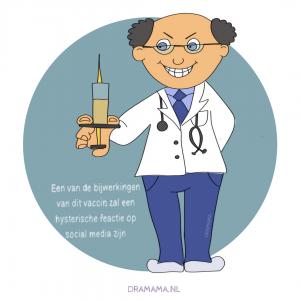 Vaccinaties illustratie